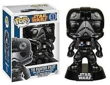 Funko - POP Star Wars: Tie-Fighter Pilot Vinyl Action Figure New In Box