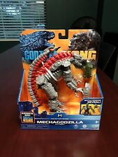 "Free SHIP-RARE-2020-Godzilla VS Kong MECHAGODZILLA WITH HEAV 6"" Figure- NICE"