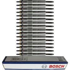 16X Original Bosch Bujías de Incandescencia 0 250 202 135 Glow Plug