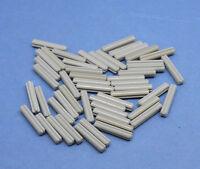 30x Lego Technic NEU Achse 3L hellgrau 4519 Technik Axle 3 4211815 NEU