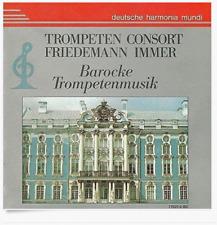 Baroque Trumpet  Music [Friedemann Immer]  CD