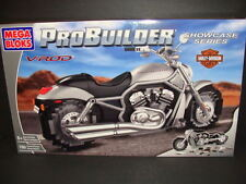NEW MEGA BLOKS Pro Builders Harley Davidson V-Rod 9773 Motorcycle Cycle NIB