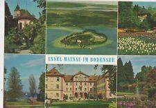 Insel Mainau im Bodensee Germany Postcard 072a