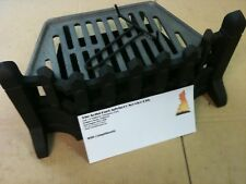 "FIRE SET KIT GRATE FRET ASHPAN 18"" BEACON REAL FIRE"