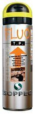 SOPPEC Markierstange - Markierwagen / Baustellen Markierspray Fluo TP 8 - Farben