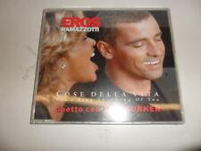 CD Eros RAMAZZOTTI duetto vendeur Tina Turner – Normal della vita-CAN 'T STOP Thi