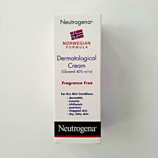 New in Box Neutrogena Norwegian Formula Dermatological Cream 40% Glycerol 3.4oz