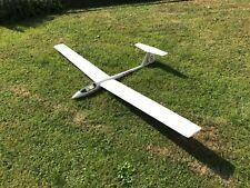 Graupner Segler ASW 22 mit 2,4m Spw