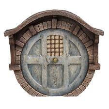 Miniature Fairy Garden of Enchantment Fairy Gnome Hobbit Brick House Door