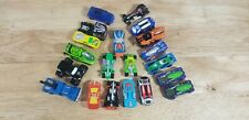 Hot Wheels Micro Cars & Vehicles - Lot of 20 Early 2000s