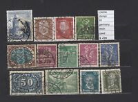 LOT  STAMPS GERMANY  REICH USED  (L26036)