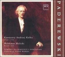 Son (Am) Op. 13/Allegro De Concert/Melodia Op. 16, New Music