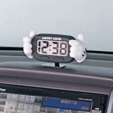 New DISNEY Mickey Mouse Digital Clock Car Accessories