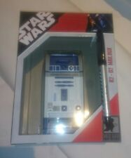 USA USPS Miniature Starwars R2-D2 Jedimaster Mailbox Stamp Postbox NEW Limited