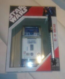 Star Wars Starwars R2-D2 Jedimaster Mailbox Stamp Postbox USA USPS  NEW Limited