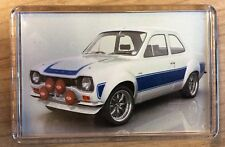 Ford Escort Mk1 RS ~ Fridge Magnet / Mini Frame