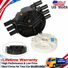 CarBole Distributor Cap and Rotor For Chevrolet Astro S10 GMC Jimmy V6 4.3L US