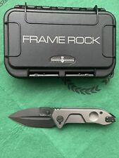 Extrema Ratio Frame Rock