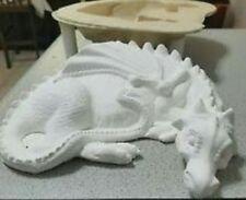 Dragon mold latex and fiberglass support NEW MOLD
