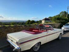 1965 Ford Falcon Convertible Futura Immaculate condition  MOT and tuned
