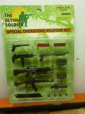 21st Century Ultimate Soldier Special Operations Weapons Set for 1/6 Scale