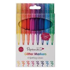 docrafts Glitter Markers (pack of 8) Original 1