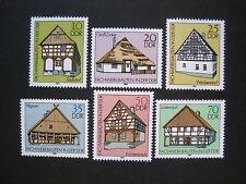 DDR MiNr. 2623-2628 postfrisch**   (DD 2623-28)