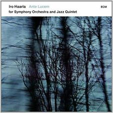 Ante Lucem for Symphony Orchestra And Jazz Quintet by Iro Haarla...