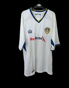 Leeds United 2007/08 Admiral Home Shirt | Adult Medium| Rare excellent condition