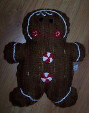 China Creation Company Knit Gingerbread Man