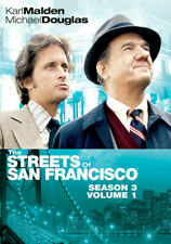 The Streets of San Francisco: Season 3, Volume 1 (DVD,2012)