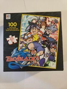 Beyblade 100 Piece Puzzle NEW NIB 2003