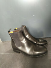 Bottines  chelsea boots J M Weston Manufacture excellent état  noires 9 F