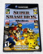 Super Smash Bros Melee (Nintendo GameCube, 2001) Tested And Working