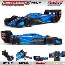 Arrma Ara109011 1/7 Limitless 4Wd Blx All-Road Speed Bash Roller Blue