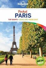 Travel Guide: POCKET PARIS 5 (INGLÉS) by Catherine Le Nevez (2017, Paperback)