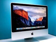 "Apple iMac 24"" HUGE 1TB / OSX-2016 / 2.4GHz Intel / Radeon GPU / Warranty!"