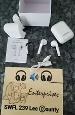 *NEW* i9S TWS Wireless Bluetooth 5.0 Earpods NEXGEN 3D Stereo FAST US SHIPPER 🎶