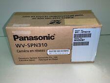 Panasonic WV‑SPN310 HD / 1,280 x 720 60 fps H.264 Network IP Camera