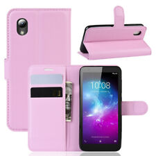 NEW Leather slot wallet stand flip Cover Skin Case For ZTE Blade A3/A5/A7 (2020)