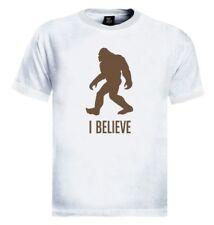 Bigfoot T-Shirt Funny Sasquatch Squatchin Squatching Vintage Gone tee new cool