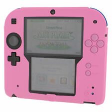 Silicone case for 2DS Nintendo protective soft gel bumper case ZedLabz - Pink