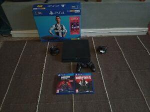 Sony PS4 Slim 500gb Console Bundle Boxed
