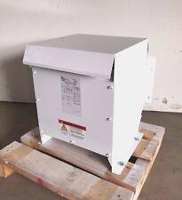 Hammond Power Solutions 218801 Single Phase Dry Type Transformer 10 Kva 480v