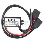 DC-DC Converter Module 12V To 5V Duble USB Output Power Adapter 3A 15W