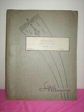 More details for boeing seattle washington sept.1940 stratoliner specification / sales brochure