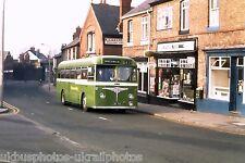 Crosville LDB769 Frodsham 21/11/73 Bus Photo