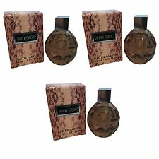 Jimmy Choo Woman Miniature Mini Perfume 4.5ml EDP x3