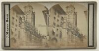Berna Suisse Fotografia J. Meyer Vintage Stereo Albumina c1860