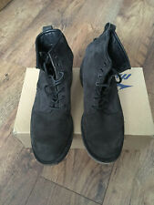 Dayton x Wings + Horns black nubuck service boot tag size 10EE made in Canada